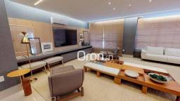 Apartamento com 4 dormitórios à venda, 327 m² por R$ 3.350.000,00 - Setor Marista - Goiâni