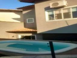 Linda casa com piscina, sauna e churrasqueira no Ipiranga II em Resende - RJ