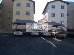 Apartamento à venda com 2 dormitórios em Parque das industrias, Betim cod:174