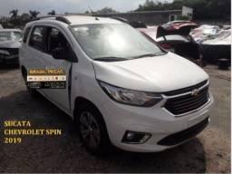 Peças Originais Chevrolet Spin 2019