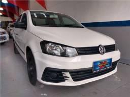 Volkswagen Voyage 1.6 msi totalflex highline 4p i-motion