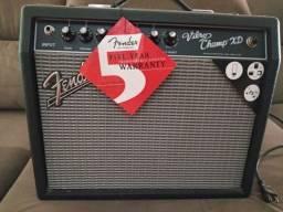 Amplicador Fender Valvulado!