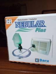 Nebulizador e inalador Nebular plus VERDE