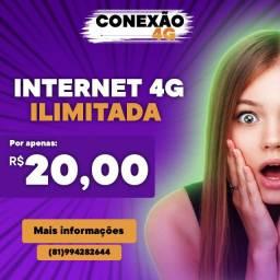 Internet vpn 4G ilimitada