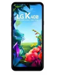 LG k40 usado 2 meses