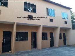 IDV50- Nilópolis - Casa 2q perto do Centro - Não Perca! só mais 1 disponível