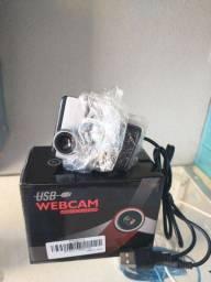 Webcam com microfone