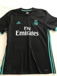 Camisa II Real Madrid 17/18
