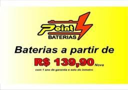 Baterias 60 ah novas, 3397-2074