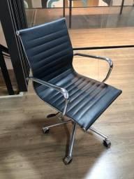 Cadeira Escritório Giratória Design