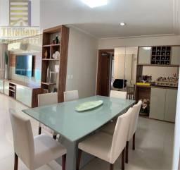 Apartamento Na ponta do farol/ 3 Suites / móveis Projetado
