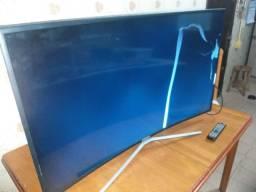 """Smart TV 49 """" tela quebrada"""