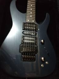 Vendo guitarra cubo e pedais tudo junto