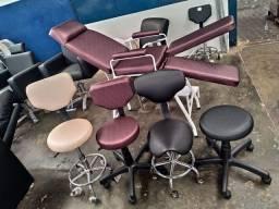 Maca Mocho cadeira salão lavatório - móveis para salão beleza
