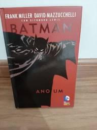 Batman Ano Um por Frank Miller e David Mazzucchelli