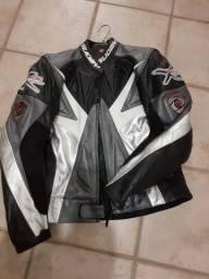 Vendo Macacão Suomy Motociclista Tam 50
