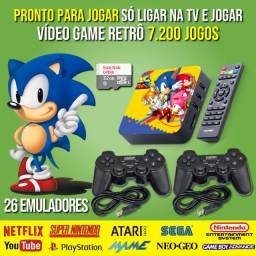 VideoGame Retrô Gamebox