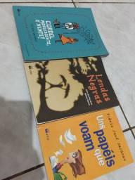 Ótimos livros 3 por 50