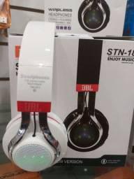 Fone De Ouvido Jbl Bluetooth Stn-18 Enjoy Music