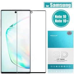 Película de Vidro Nillkin CP+ MAX Samsung Galaxy Note 10, 9 e 8