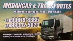 Fretes, Mudanças e Transportes - Preço Campeão e Imbatível
