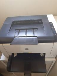 Impressora HP Laserjet CP1025 color