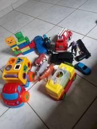 Desapego desses brinquedos infantil