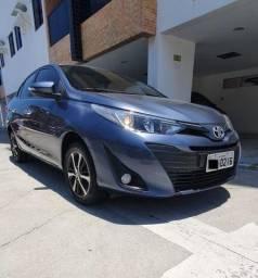 Toyota Yaris Sedã (XLS) - 2019
