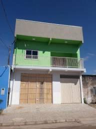 Imóvel residencial e comercial, ponto 140m2 +Cs com. 3q.
