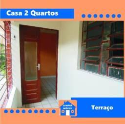 Casa 2 quartos - Vila da fábrica