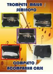 Vendo Trompete Majur Seminovo