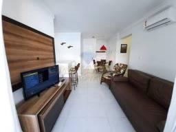 Apartamento de lateral no 3º piso, 450 metros do mar de Bombas. Cód 276