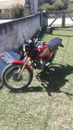 Cg titan 98/99 125cc (quadrada)