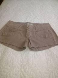 Shorts tamanho M...alguns novos