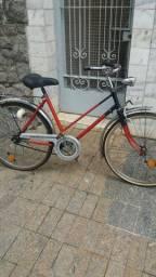 Bicicleta antiga aro 26 anos 60