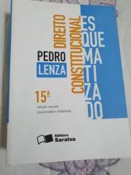 """Livro """"Direito Constitucional"""""""