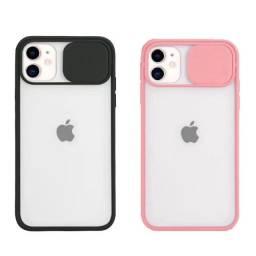 Capa Slide para o iPhone 11 e 11 Pro Max