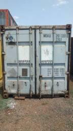 Vendo Container 20 pés dry