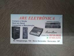 Are eletrônica