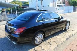 Exclusiva Mercedes C200 2016 30000Km - todas revisões em CCS