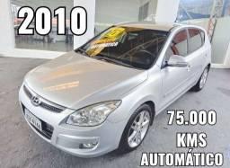 I30 automático 2010 só 75.000kms
