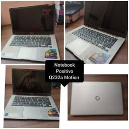 Notebook Positivo QMotion 232a