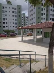 Green Village 2 qts 6º andar nascente com condomínio incluso