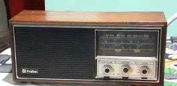Rádio antigo Frahm