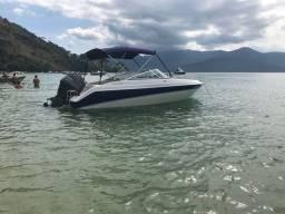 Lancha Tecnoboat 20 pés