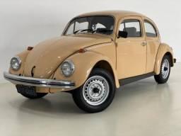 Volkswagen Fusca 1600 Placa preta