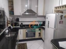 Sobrado com 2 dormitórios à venda, 100 m² por R$ 480.000 - Jardim Flor da Montanha - Guaru