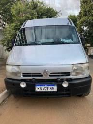 Microônibus Renault master 16 lugares