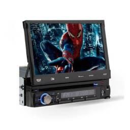 Dvd Roadstar Rs-7925bis/tv Digital+usb+sd Retratil Bluetooh