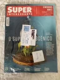 Revista Superinteressante Edição De Novembro Nova Lacrada